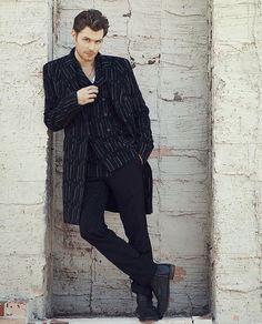 Klaus From Vampire Diaries, Vampire Diaries Wallpaper, Vampire Diaries The Originals, Joseph Morgan, Klaus Tvd, Klaus The Originals, Hot Guys Tattoos, Desenhos Harry Potter, Daniel Gillies