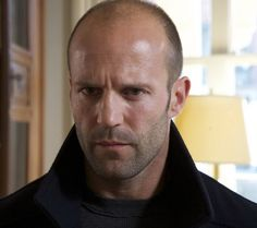Jason Statham - He's a #badass. I don't think I've ever seen him smile. That's OK though. He's still #superhot.