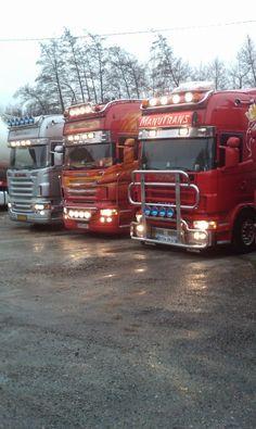 Scania R530 144L