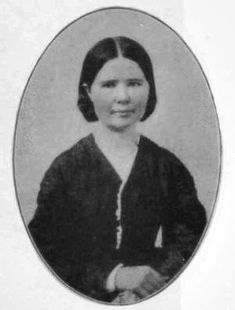 GEORGIA ANN DONNER (MRS. W.A. BABCOCK) - This Day in History: Apr 25, 1847: The last survivors of the Donner Party are out of the wilderness. http://dingeengoete.blogspot.com/