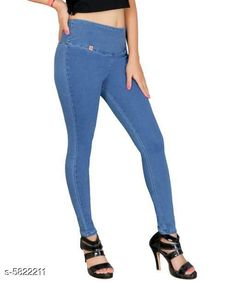 Jeans Latest Denim Women Jeans Fabric: Denim Multipack: 1 Sizes: 34 (Waist Size: 34 in Length Size: 39 in)  36 (Waist Size: 36 in Length Size: 39 in)  38 (Waist Size: 38 in Length Size: 39 in)  28 (Waist Size: 28 in Length Size: 39 in)  40 (Waist Size: 40 in Length Size: 39 in)  30 (Waist Size: 30 in Length Size: 39 in)  32 (Waist Size: 32 in Length Size: 39 in) Country of Origin: India Sizes Available: 28, 30, 32, 34, 36, 38, 40   Catalog Rating: ★4.1 (8507)  Catalog Name: Latest Denim Women Jeans CatalogID_877535 C79-SC1032 Code: 493-5822211-069