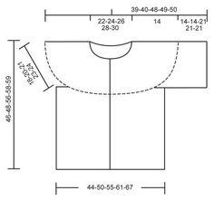 "Nevertheless - Crochet DROPS jacket in ""Paris"". Size: S - XXXL. - Free pattern by DROPS Design"