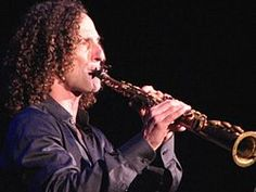 Kenny G (he started out in a funk band. really.)