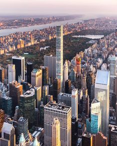 New York City, New York. Also viewing Central Park. This picture is amazing~