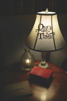 Silhouette Reading Lamp DIY