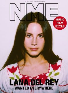 Lana for 'NME' cover (2017)