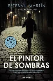 Schilder van de schaduw- In de voetsporen van de jonge Picasso  pintor de sombras - Esteban Martin