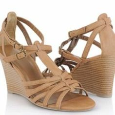 I just discovered this while shopping on Poshmark: Forever 21 wedges.. Check it out! Price: $11 Size: 8, listed by mespinoza30