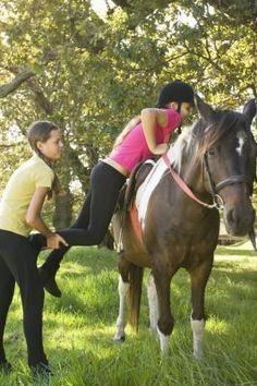 Fun Horseback Games for Beginners