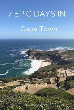 Travel inspiration for an amazing trip to Cape Town, South Africa!