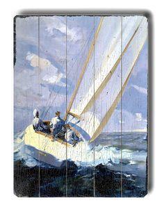 "Vintage Arte ""Great Lakes"""