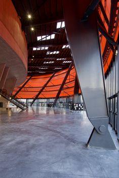 Gallery of Zenith Strasbourg / Massimiliano & Doriana Fuksas - 9 Architecture Details, Modern Architecture, Designer, Stairs, France, Interior Design, Studio, Gallery, Building