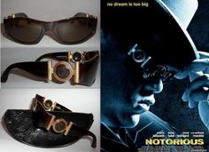 9d6b22a6a0 Gianni Versace Iconic Medusa Head Men s Sunglasses. Model 618. Vintage  1994. Gianni s Last