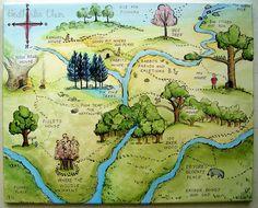 Winnie de Pooh - Bosque de 100 acres