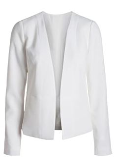 Pieces - Blazere - white