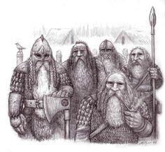 Trudvang Dwarves