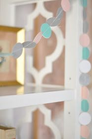 caitlin wilson design: style files: DIY: Sequin Garland