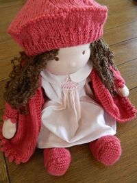 Waldorf Dolls, doll making kits and other crafts