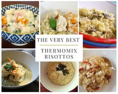 We've put together a collection of the 8 best Thermomix risotto recipes... and we just know that you're going to LOVE them!!