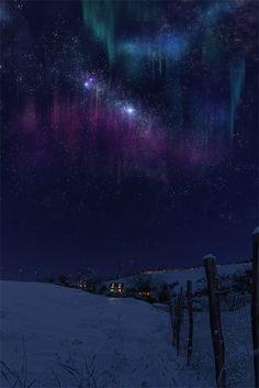 aurora borealis - Wow!
