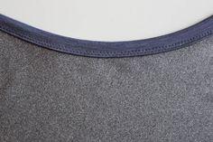Dunbar Top: Knit Binding Tutorial