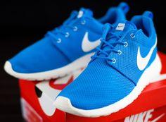 the best attitude 6a0c7 94029 NIKE Blue Hero Roshe Runs Buy Nike Shoes, Nike Shoes Cheap, Nike Shoes  Outlet