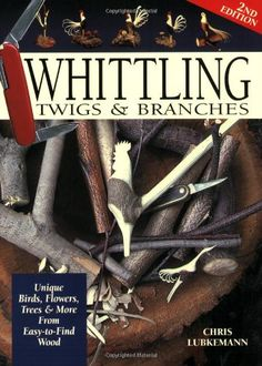 This complete reference details the unique whittling technique invented and mastered by Chris Lubkemann for producing perfect curls of wood that can be used for carving birds, evergreen trees, and flowers. Photos and drawings accompany detailed instructions for producing amazingly convincing feathers, needles, and flower petals.