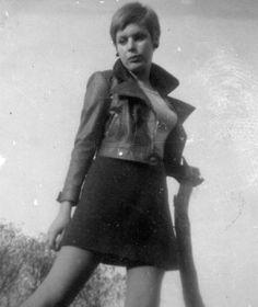 mini skirt 60s