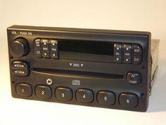 Ford F Series P100 Radio 1995 1996 1997 1998 1999 2000 CD mp3 Aux F87F-18C815-CA