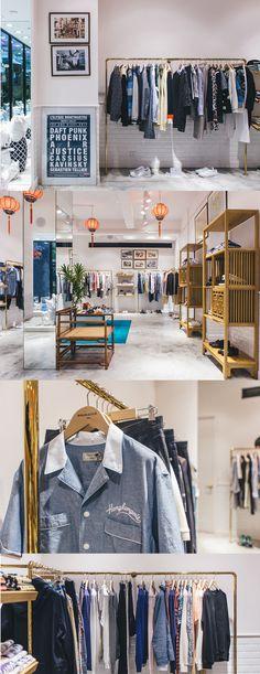 Maison Kitsuné Opens Hong Kong Store The Parisian label was brought the fox to Hong Kong.