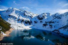 Lago de la Cueva, Parque Natural de Somiedo