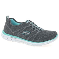 Active Glider E Womens Casual Sports Trainers