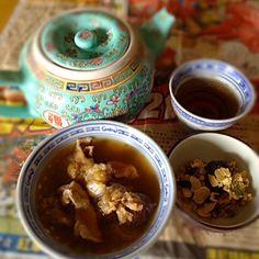 香港土産の漢方スープ