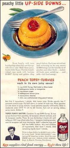 KARO SYRUP WOMAN'S DAY 02/01/1950 p. 14