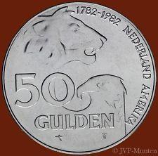 50 Gulden 1982 - Schitterende kwaliteit