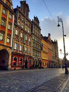 Wroclaw, Poland.