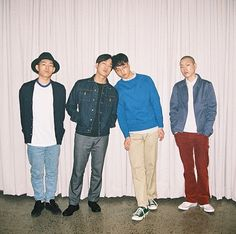 Korean indie rock band Hyukoh inspo album - Album on Imgur