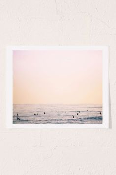 Max Wanger County Line Art Print | Urban Outfitters- potential dining room art