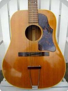 1967 Gibson B45 12 string