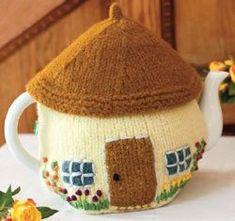 Tea with Jane tea cozy