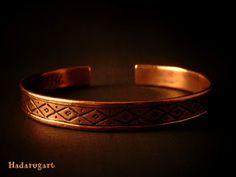 Copper Art, Deviantart, Cuff Bracelets, Rings For Men, Artisan, Wedding Rings, Engagement Rings, Handmade, Jewelry
