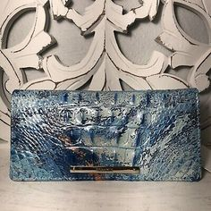 Brahmin Ady Wallet Seaside Melbourne Leather   | eBay Clutch Wallet, Leather Wallet, Brahmin Handbags, Winter Haven, Other Countries, Seaside, Melbourne, Ebay, Things To Sell