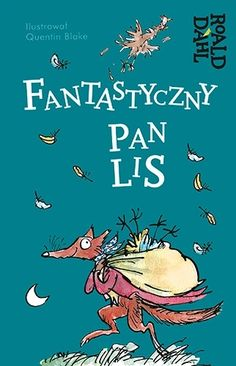 Fantastyczny pan Lis Roald Dahl Znak emotikon.Księgarnia internetowa Czytam.pl