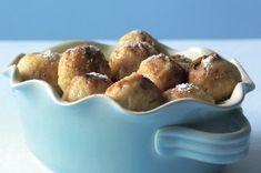 Nejjednodušší (a nejlepší) ovocné knedlíky | Apetitonline.cz Sweet Tooth, French Toast, Recipies, Muffin, Menu, Pudding, Breakfast, Food, Recipes