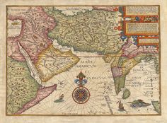 Kalakriti Archives: Rare maps reveal how India's cartography evolved over centuries — Quartz
