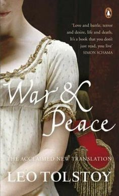 War and Peace by Leo Tolstoy (1865)