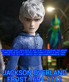 Frozen is based on the time period 1840 so Jack Frost was alive when Elsa was Jelsa forever!!!