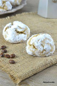 I biscotti morbidi al caffè sono ottimi per colazione e non solo!