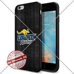 WADE CASE UMKC Kangaroos Logo NCAA Cool Apple iPhone6 6S Case #1641 Black Smartphone Case Cover Collector TPU Rubber [Black] WADE CASE http://www.amazon.com/dp/B017J7GDXO/ref=cm_sw_r_pi_dp_Et0vwb1T6WWWT