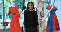 Liya Kebede Hosts a Charity Auction With Fashion Inspired by Wonder Woman - June 8, 2017